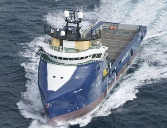 자율운항선박. 자료사진.