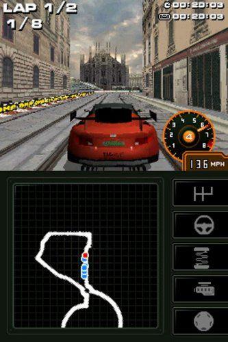 닌텐도 DS의 레이싱 게임