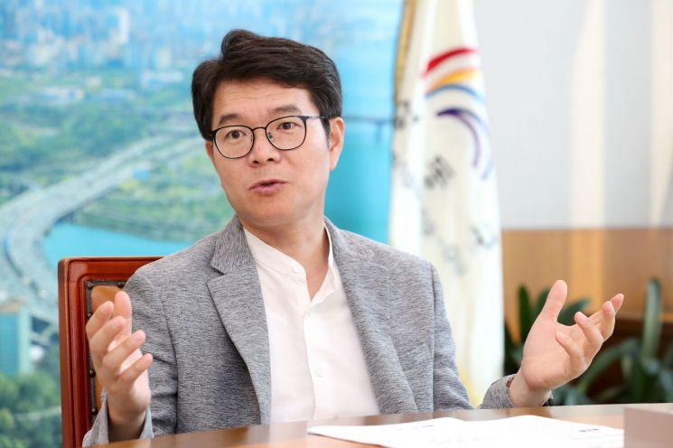 정원오 성동구청장, 민선 7기 100일 '스마트포용도시' 힘찬 발걸음