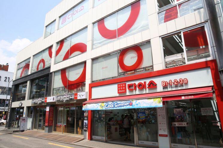 백화점 위협하는 '균일가' 다이소, 韓 유통 체질 바꾼다
