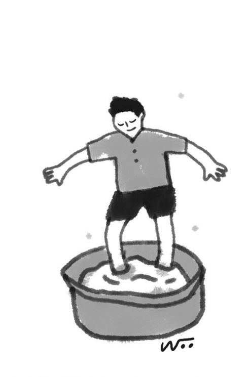 [오후 한 詩]발바닥으로 읽다/조경희