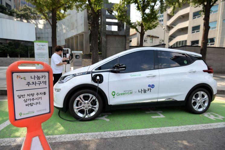 서울시 나눔카 '준 대중교통'으로…2022년까지 1만대로 확대