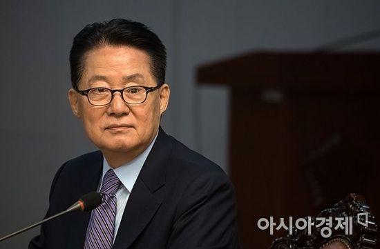 """박지원 """"이해찬-이낙연-노영민 트리오 드림팀"""""""
