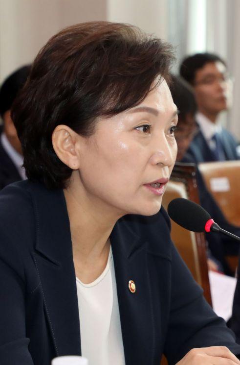 ▲김현미 국토교통부 장관 [이미지출처=연합뉴스]