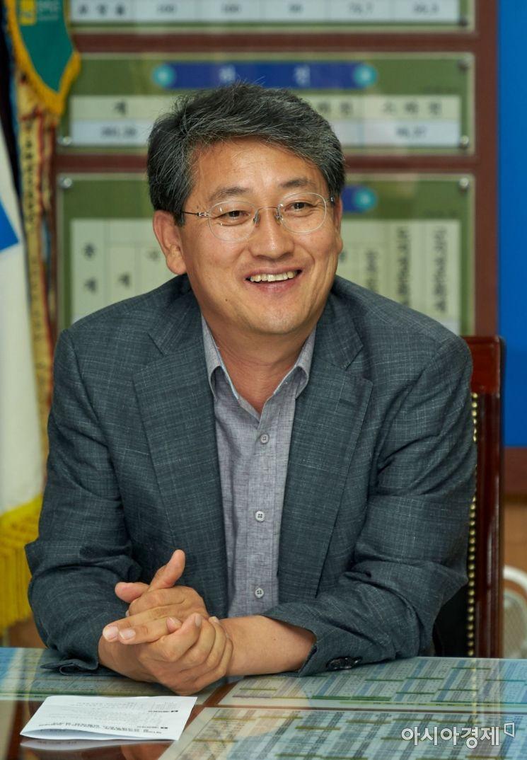 """[새해설계] 김순호 구례군수 """"변화와 혁신으로 새롭게 도약"""""""