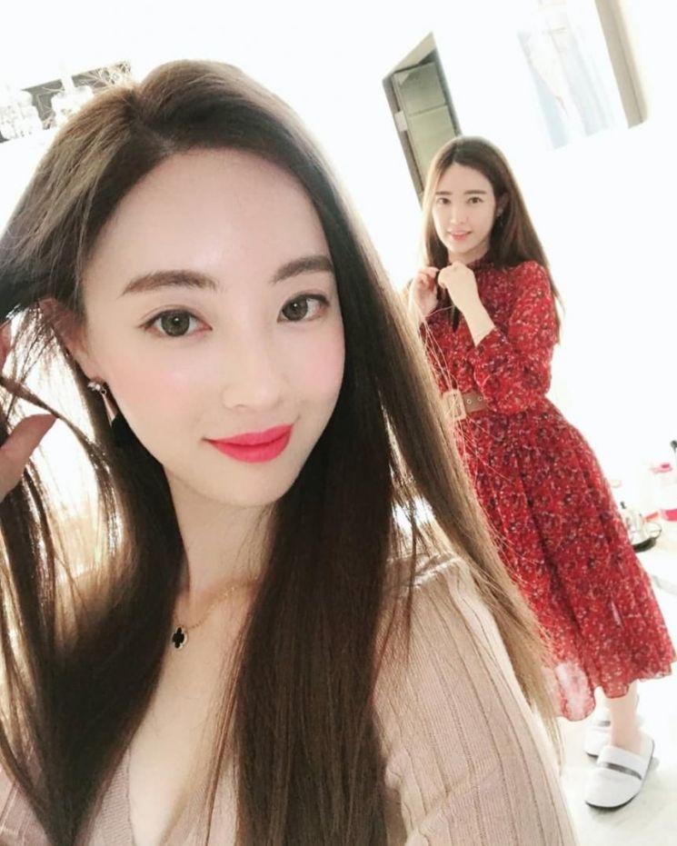 양정원, 양한나/사진=양한나 인스타그램