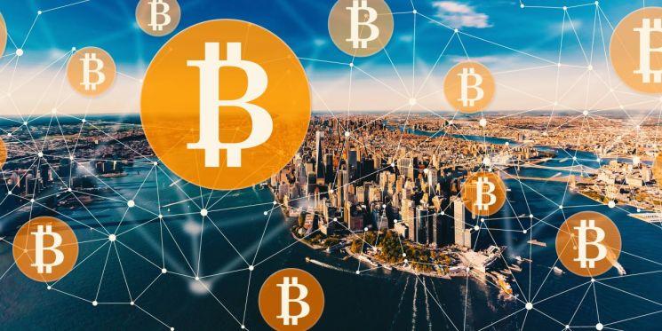 세계 금융 심장 뉴욕, 블록체인 받아들인다