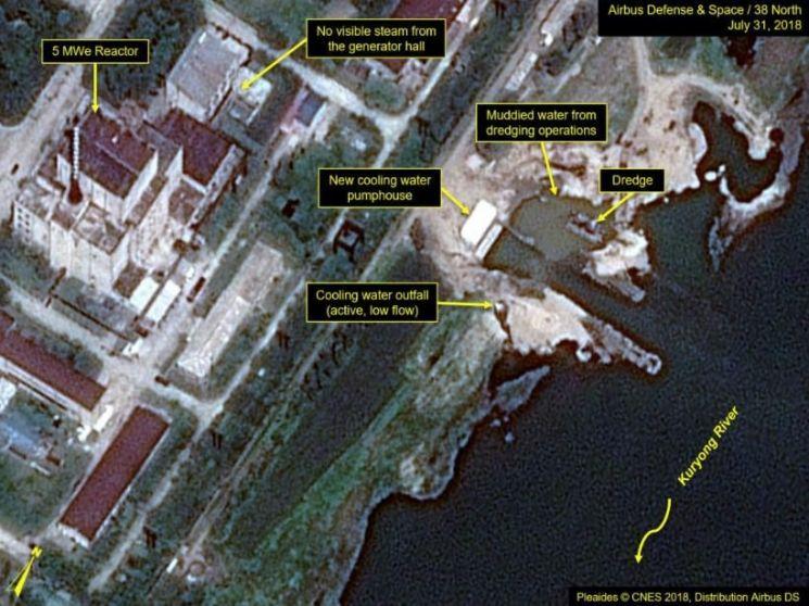북한의 핵시설