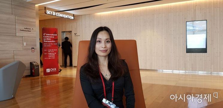 웨이 리(Wei Li) 올릭스 최고개발책임자 내정자. 사진=유현석 기자