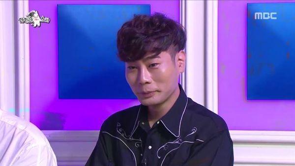 가수 뮤지. 사진=MBC 라디오스타 캡처