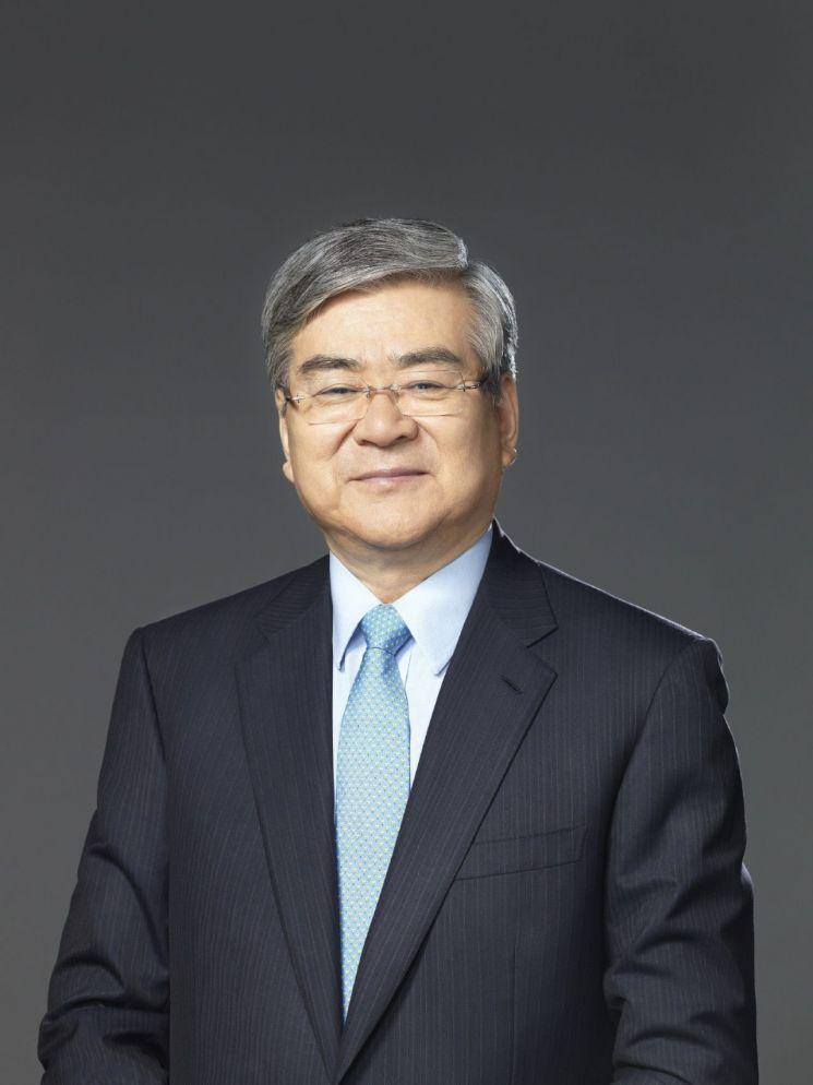 고 조양호 회장, 한미 관계 개선 공로 '밴플리트상' 수상