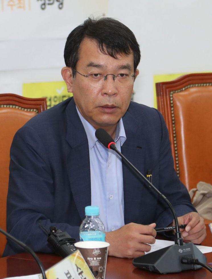김종대 정의당 의원