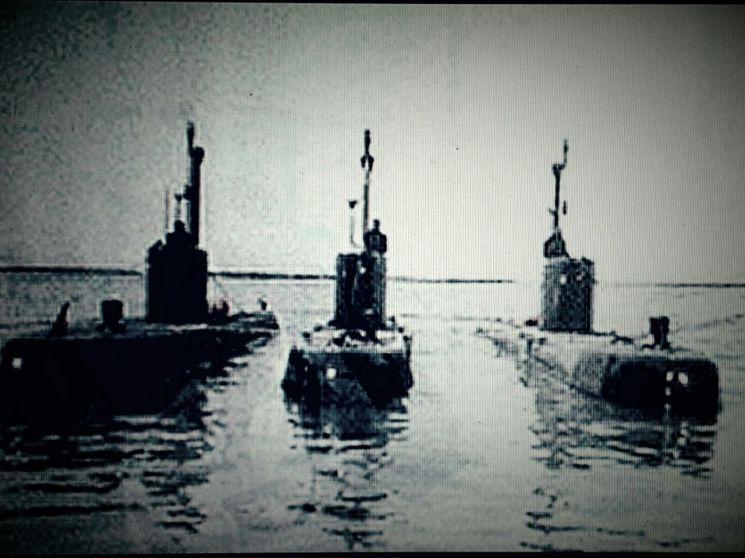 이탈리아가 제작한 코스모스급 특수작전용 잠수정