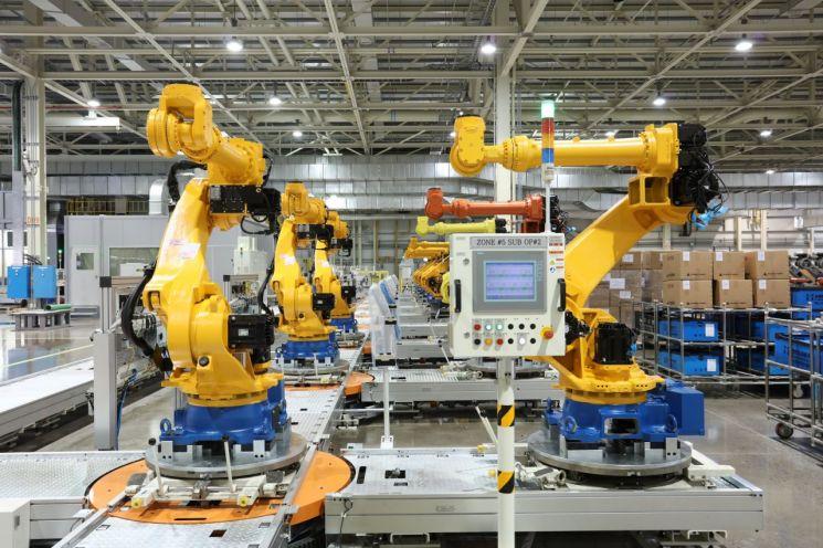 현대重지주·두산로보틱스, 中 로봇시장 공략 '속도'