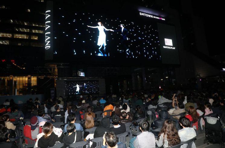 강남구 K-POP광장 야외시네마서 '그린북' '얼리맨' 등 상영