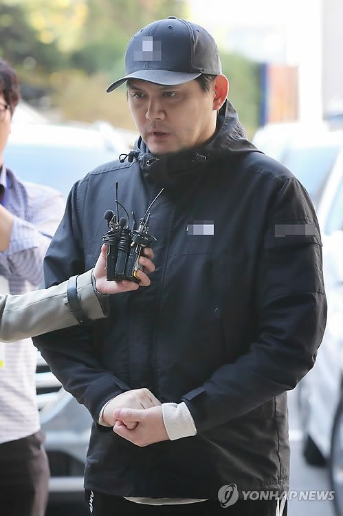 '음주운전 사망사고' 황민, 항소심서 징역 3년6월로 감형