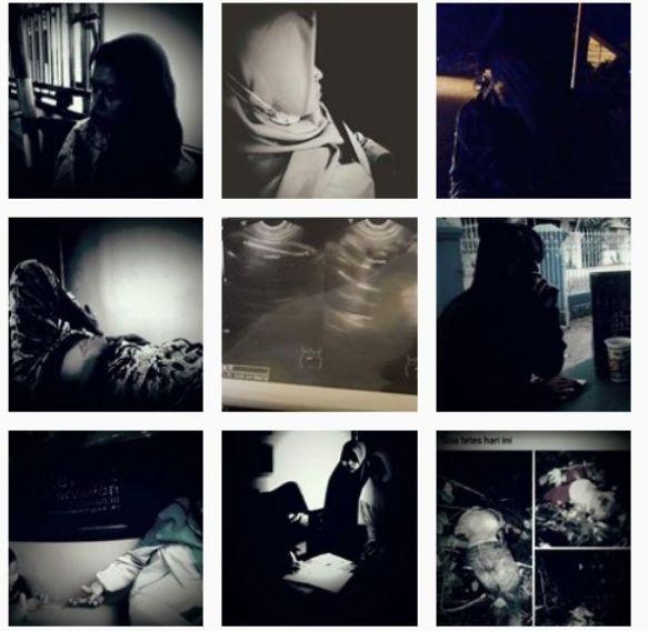 신생아 매매통로가 된 인스타그램 캡쳐[출처: 가디언]