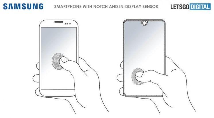 스마트폰 화면 툭 건드리면 '잠금해제'