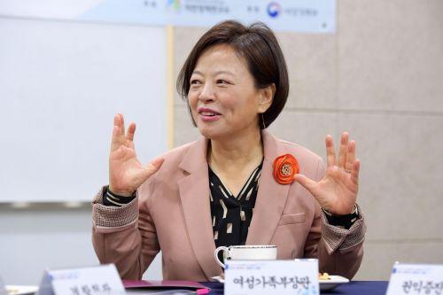 [재산공개]진선미 여가부 장관 '-14억원'…최하위 기록