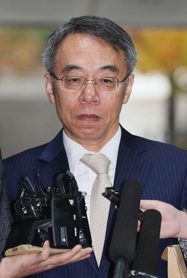 임종헌 전 법원행정처 차장 (사진=연합뉴스)