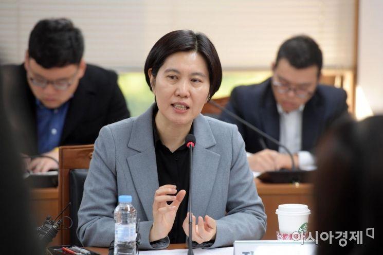 장지연 국민연금개혁과 노후소득보장특별위원회 위원장 /문호남 기자 munonam@