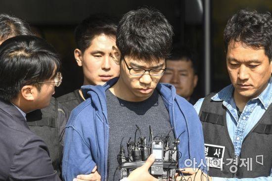 """'강서구 PC방 살인' 김성수, 첫 재판서 혐의 인정 """"고인과 유가족께 사죄"""""""