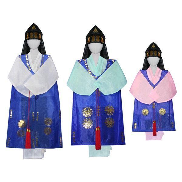 조선시대 양반 미혼남성을 뜻하던 '도령'들이 입던 복장 모습. 미혼인 시동생을 뜻하는 '도련님'은 흔히 도령의 존칭어로 알려져있으나, 어원은 사실 정확히 알려져있지 않으며 여러 설들이 존재한다.(사진=옥션)