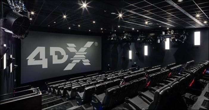 CJ 4D플렉스가 장편 영화 상영관으로는 세계 최초로 상용화에 성공한 오감체험 특별관 4DX. (사진=아시아경제DB)