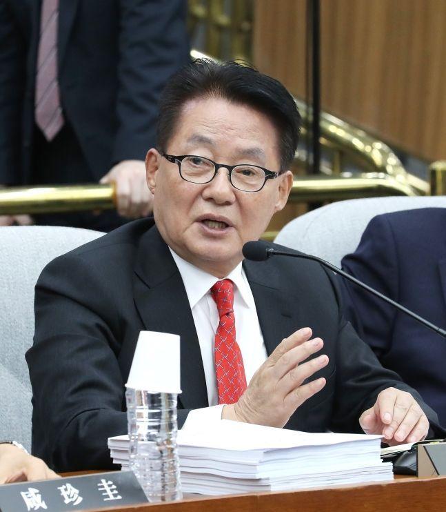 박지원 민주평화당 의원/사진=연합뉴스