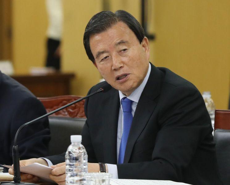홍문표 국민의힘 의원(사진=연합뉴스)