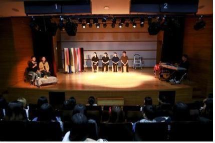 '나의 이야기 극장' 공연 모습 [사진=행복공장]