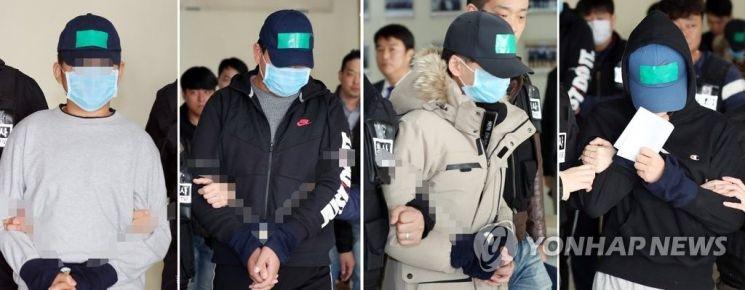 '인천 중학생 집단폭행 추락사' 가해학생 4명 오늘 1심 선고