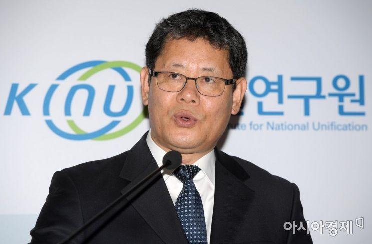 김연철 통일부 장관 내정자