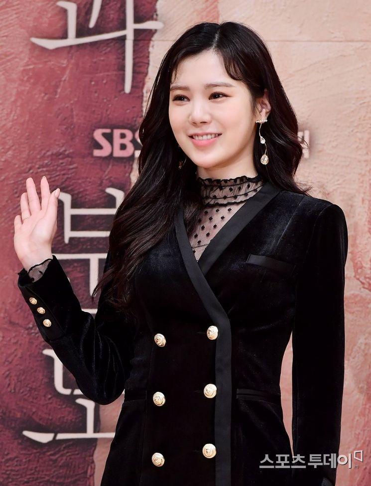 애프터스쿨 출신 배우 리지(본명 박수영)