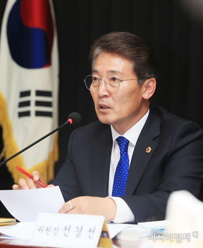 전경선 도의원, 대기오염물질 관리대책 촉구