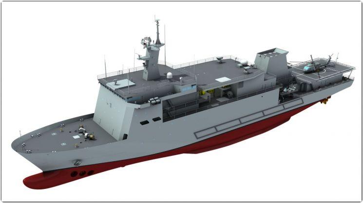 대우조선해양, 해군 신형 잠수함구조함 1척 수주…올 수주목표 83%달성