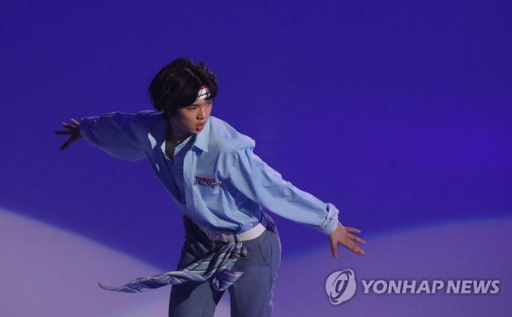 한국 피겨 남자 싱글의 '간판' 차준환 / 사진=연합뉴스