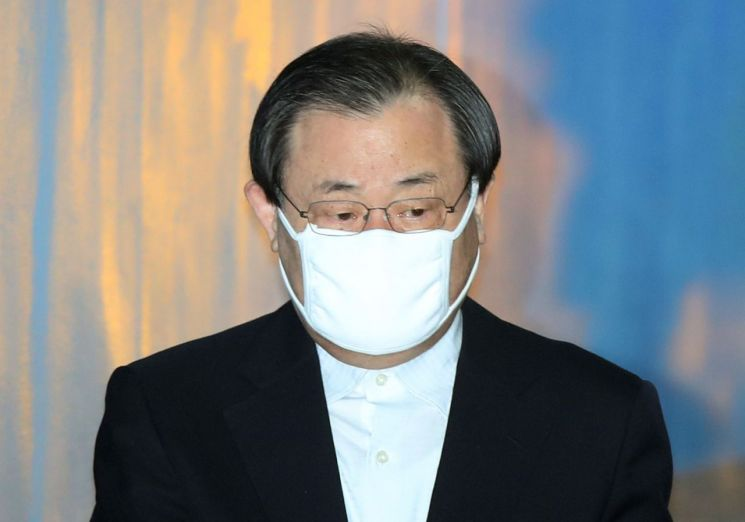 이병기 전 대통령 비서실장. [이미지출처=연합뉴스]