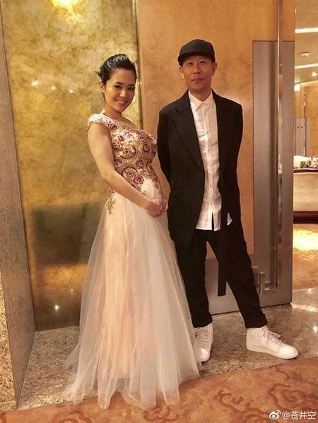 일본 가수 겸 배우 아오이 소라가 SNS를 통해 임신 소식을 전했다. / 사진=아오이 소라 웨이보