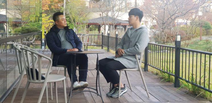 군입대를 앞두고 있는 이정환 프로를 최근 광주시 서구 매월동 한 커피숍에서 만나 인터뷰를 진행했다.