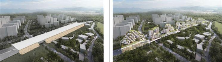 도로 위 공공주택 '북부간선도로 입체화'… 국제설계 공모 추진