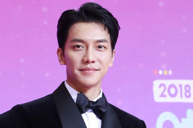 SBS 연예대상 수상자 이승기[이미지출처=연합뉴스]