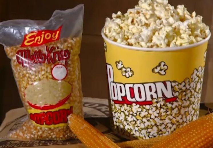 영화관에서는 연인보다 팝콘을 더 잘챙겨야 한다는 농담은 농담이 아닌 진담일지도 모릅니다.[사진=유튜브 화면캡처]