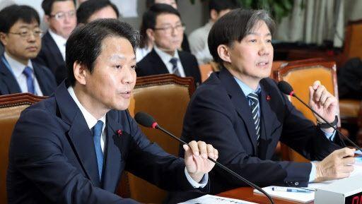"""15시간 걸린 운영위 4대 쟁점은...""""민간인 사찰·우윤근·블랙리스트·신재민"""""""