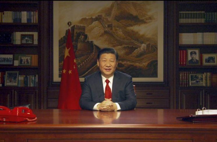 """시진핑 """"다같이 싸우자""""…신년사 단결·자력갱생 강조"""