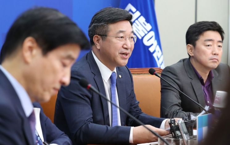 윤호중 더불어민주당 사무총장