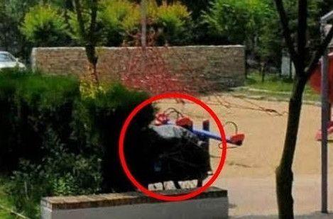 지난 2011년 7월6일 오후 3시10분께 경기도 안산시 단원구 초지동 모 아파트단지 놀이터에서 시신이 토막 난 여성의 시신이 발견됐다. 시신은 리어카에 담겨있었다. 사진은 다음 로드뷰에 찍힌 사건 현장.