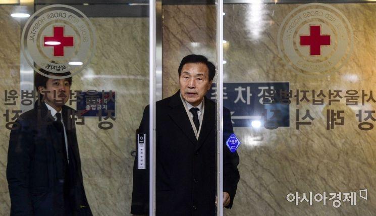 [포토] 故 임세원 교수 빈소 찾은 손학규 대표