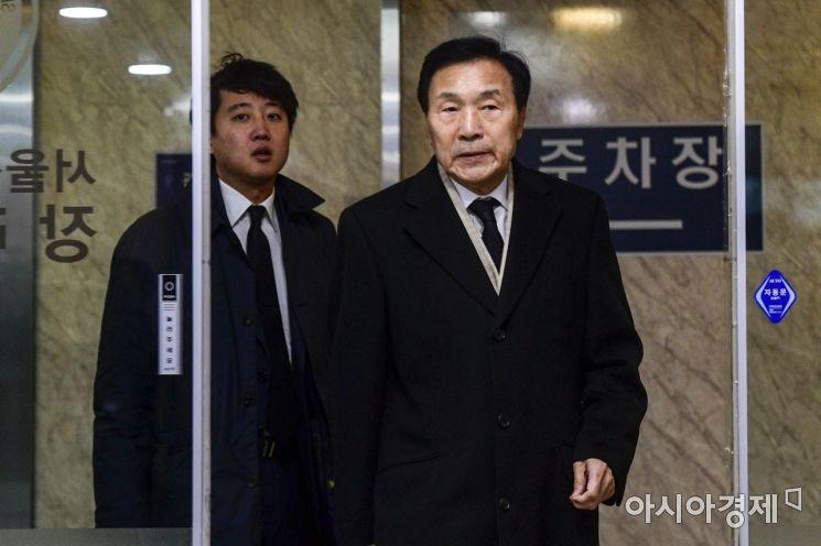 [포토]손학규 대표, 故 임세원 교수 빈소 조문