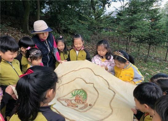 중랑구, 용마산·봉화산 유아숲체험장 참여기관 모집